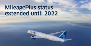 United Airlines Extends Status for MileagePlus Premier Members to 2022, Makes Earning Status Easier